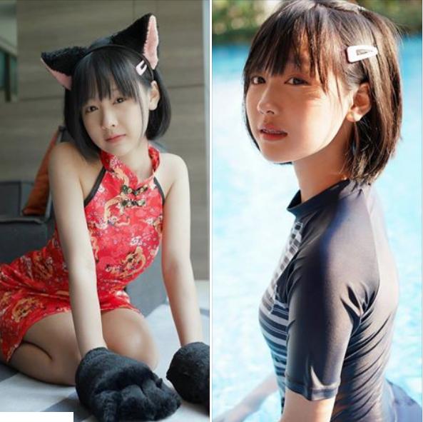物凄く可愛いと人気のタイ人ネットアイドルが水着写真を初投稿。ファンの間に衝撃が走る