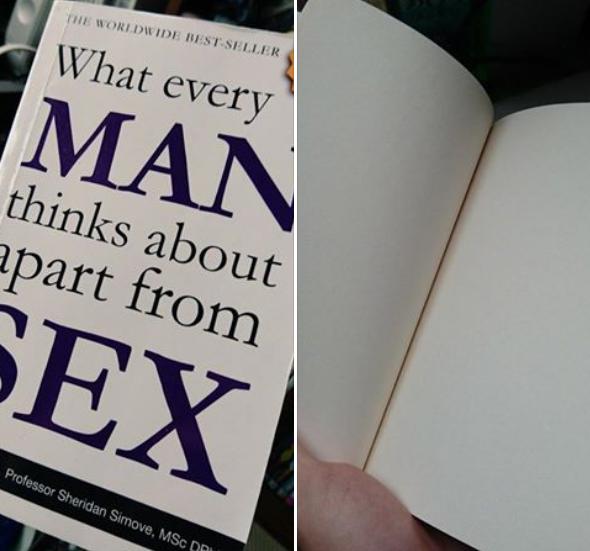 「男がセックス以外に考えてること」って本